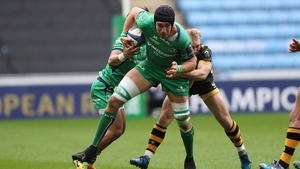 Ultan Dillane is expected to be back within three to four weeks from an ankle injury