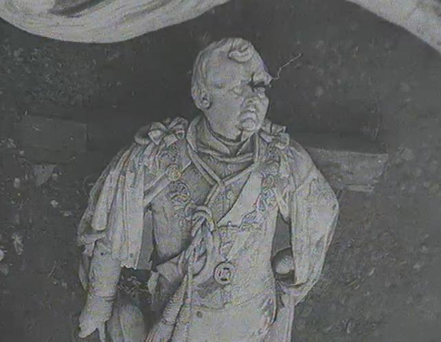 Lord Carlisle Statue