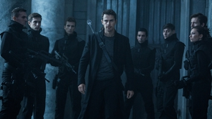 Underworld: Blood Wars star Theo James