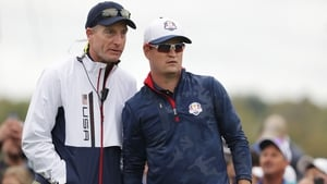 Jim Furyk will captain the USA in 2018