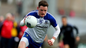 Conor McManus finished with 1-01 against DOnegal