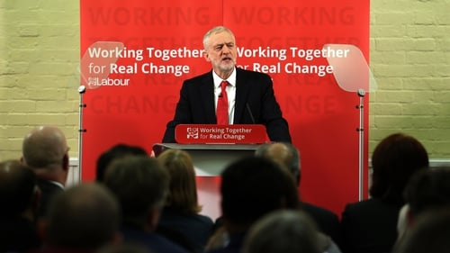 Jeremy Corbyn said his party supports reasonable management of migration