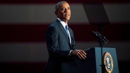 President Obama Farewell Address