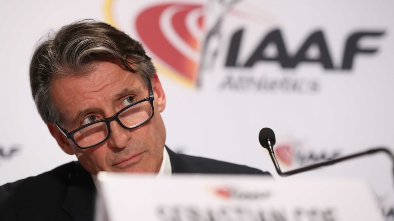 Coe cleared by IAAF investigation