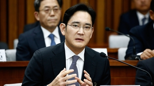 Samsung's group chief Jay Y Lee was arrested today