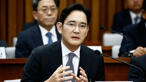 Samsung heir Lee Jae-Yong now a suspect in the widening probe in South Korea