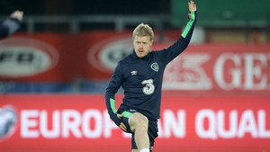 Daryl Horgan made his Preston debut off the bench against Arsenal