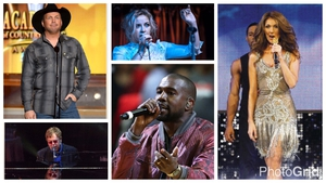 Just some of the musicians who have said no to performing for Donald Trump
