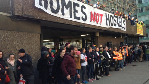 """""""In 2016, Apollo House in Dublin adopted a new place in our building culture, not by design but because the building itself emerged as a logical site of direct housing action."""""""