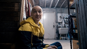If you've griped about the lack of January chill factor, then M Night Shyamalan and his superb leading man James McAvoy may be able to oblige