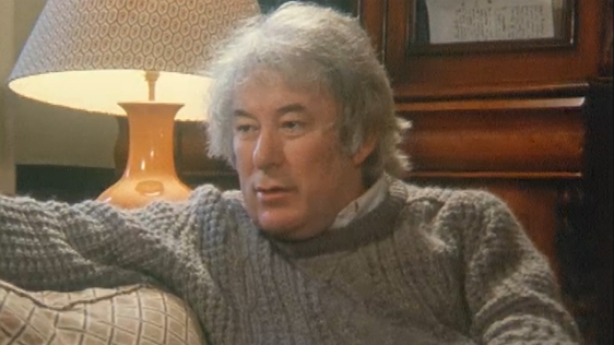 Seamus Heaney on Evening Extra