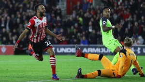 Nathan Redmond scored the game's only goal for Southampton