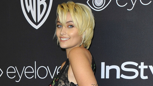 Paris Jackson has shared her offence at the portrayal of her late father Michael Jackson in an upcoming TV movie