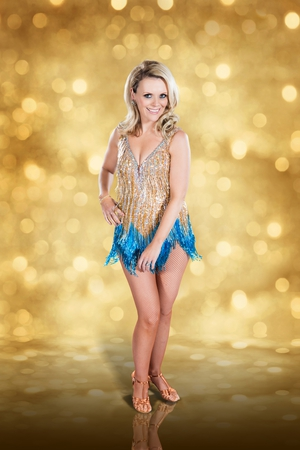 Dancing with the Stars: Denise McCormack is defo another one to watch in terms of performance and outfits.