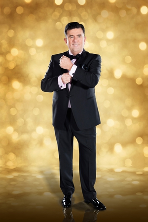 Dancing with the Stars: Des Cahill or is it Bond?