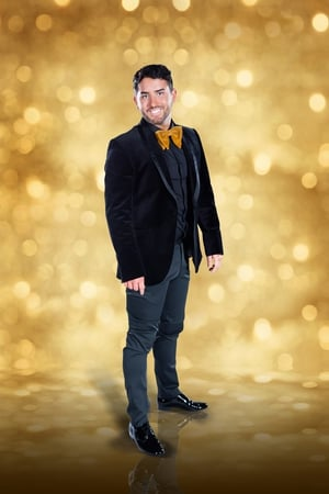 Dancing with the Stars: Hughie Maughan...the before shot!