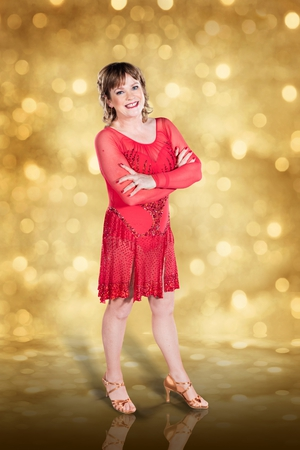 Dancing with the Stars: Teresa Mannion (and her outfirst) is someone to keep an eye on.