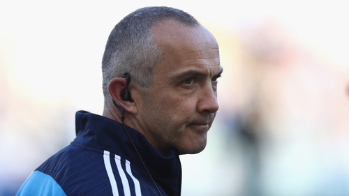 O'Shea will enter his first Six Nations championship as Italian coach
