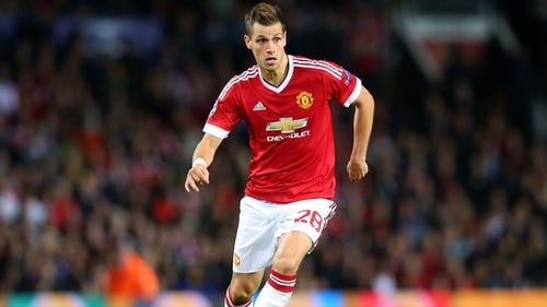 Schneiderlin has yet to start a Premier League game this season