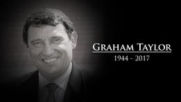Graham Taylor dies aged 72
