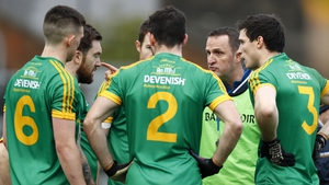 Andy McEntee has Meath in the promotion mix from Division 2 in just his first season in charge