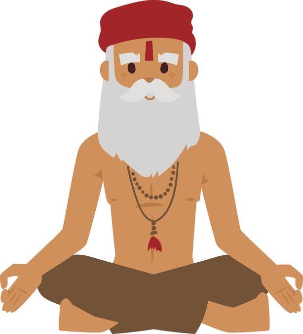 Pantjali's Eight Limbs of Yoga