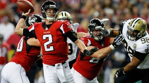 Can Matt Ryan lead the Atlanta Falcons to victory over the Seattle Seahawks?