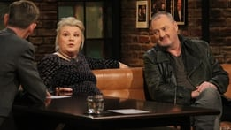 The Late Late Show: Mary McEvoy & Jon Kenny