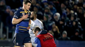 Johnny Sexton looks likely to be named in the Ireland Six Nations squad