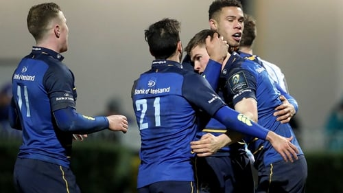Leinster will host Wasps in the Champions Cup quarter-finals