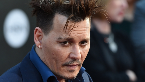 Depp accused his former managers of costing him more than $6 million (€5.6 million) in tax penalties