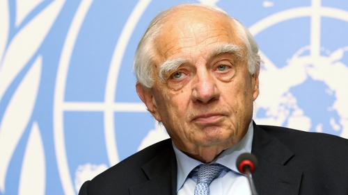 Peter Sutherland was a former attorney general and European commissioner