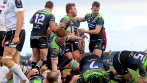 Connacht remain in the hunt for a quarter-final spot