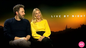 Ben Affleck and Sienna Miller talk to RTÉ Entertainment