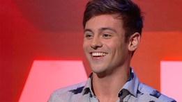 The Ray D'Arcy Show Extras: Tom Daley