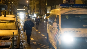 The Molenbeek raids took place late in the evening, according to reports