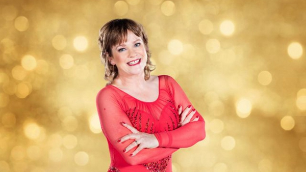 Teresa Mannion is looking forward to watching the second series of the show from the comfort of her own home