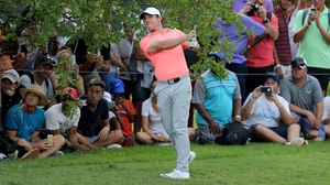 Rory McIlroy: 'It was manageable this week with tape and a few pills'