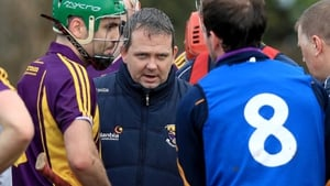 Davy Fitzgerald: 'We just want to give ourselves a chance to be competitive as the year goes on and we'll do that.'