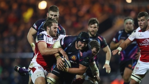 Ulster bow out after failing to get any points in Devon