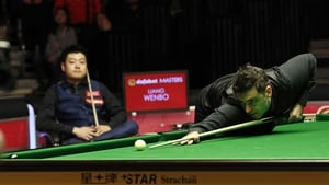 Ronnie O'Sullivan has won the Masters in two of the last three years