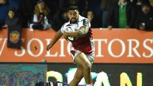 Piutau will link up with Pat Lam at Bristol next year