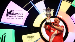 Glen Durrant justified his top seeding in Frimley Green