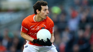 Jamie Clarke is back in the Armagh fold