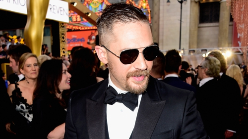 The name's Hardy, Tom Hardy