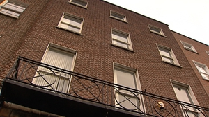 The building in Dublin city centre is believed to have toilet and shower facilities
