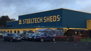 Steeltech, based in Tuam, is planning a major sales drive in the UK market in the coming months