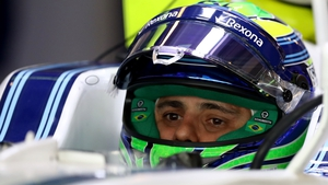 Massa announced his retirement last September after 14 years in Formula One.