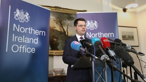 James Brokenshire was obliged by law to call an election after Sinn Féin refused to nominate a deputy first minister