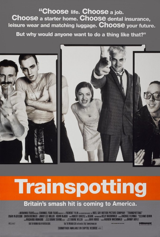 """Trainspotting"" and the 1990's"